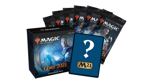 Picture of MTG Core 2021 Pre-Release Pack