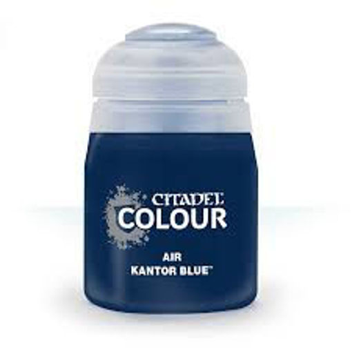 Picture of Citadel Paint: Air: Kantor Blue 24ml