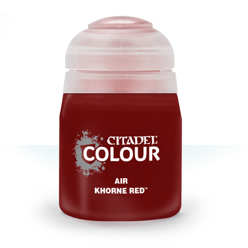 Picture of Citadel Paint: Air: Khorne Red 24ml