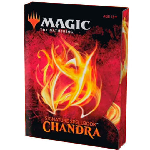 Picture of Signature Spellbook: Chandra