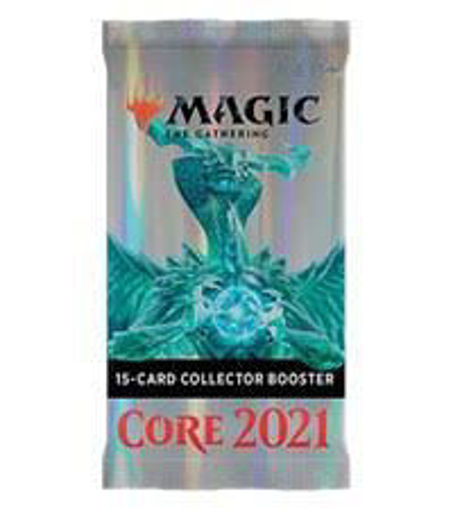 Picture of MTG Core 2021 Collector Booster Pack