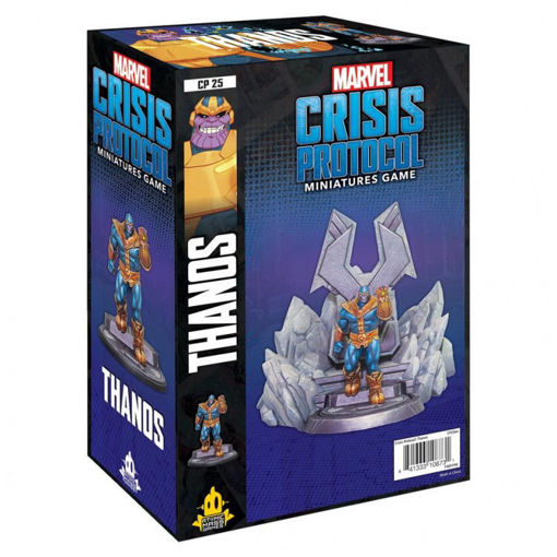 Picture of Marvel: Crisis Protocol - Thanos