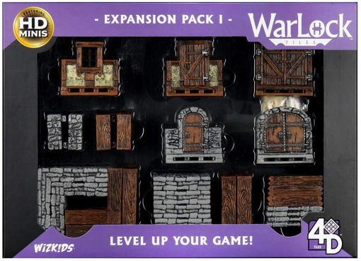 Picture of WarLock Tiles: Expansion Box I (July 15 Release)