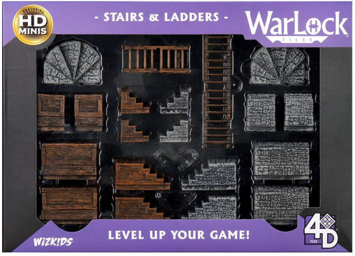 Picture of WarLock Tiles: Stairs & Ladders (July 15 Release)