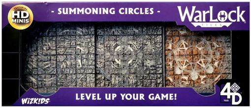 Picture of WarLock Tiles: Summoning Circles (July 15 Release)