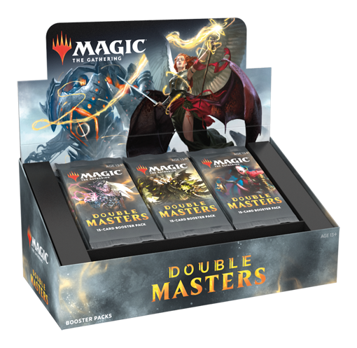 Picture of MTG Double Masters Booster Box