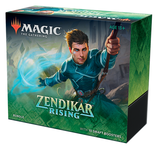 Picture of MTG Zendikar Rising Bundle