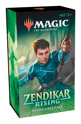 Picture of MTG Zendikar Rising Pre-Release Kit (9/25 Release)