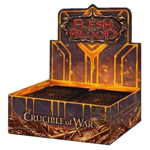 Picture of Flesh and Blood: Crucible of War Booster Box