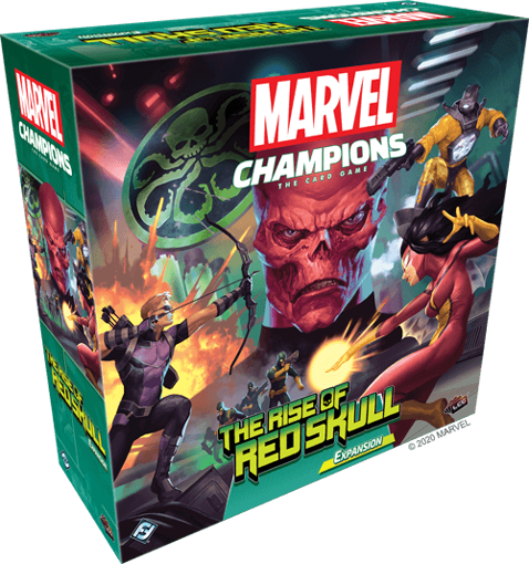 Marvel Champions The Rise of The Red Skull