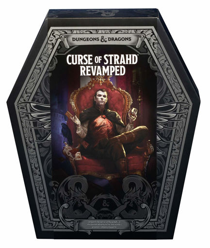Curse of Strahd: Revamped Premium Edition Front Box