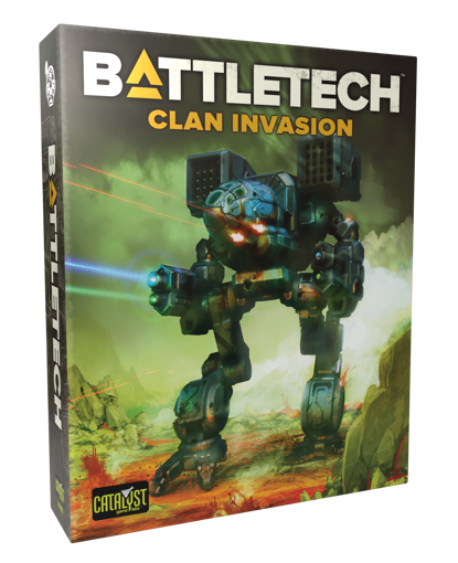 Picture of Battletech: Clan Invasion