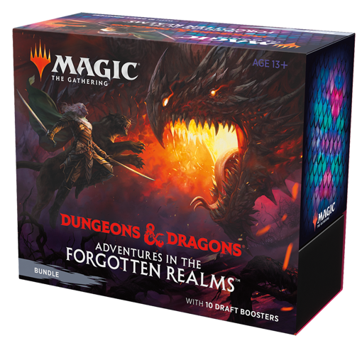 Picture of Adventures in the Forgotten Realms Bundle Preorder (July 23rd release)